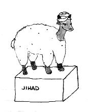 jihad sheep
