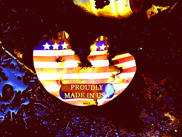 PROUDLY USA 1