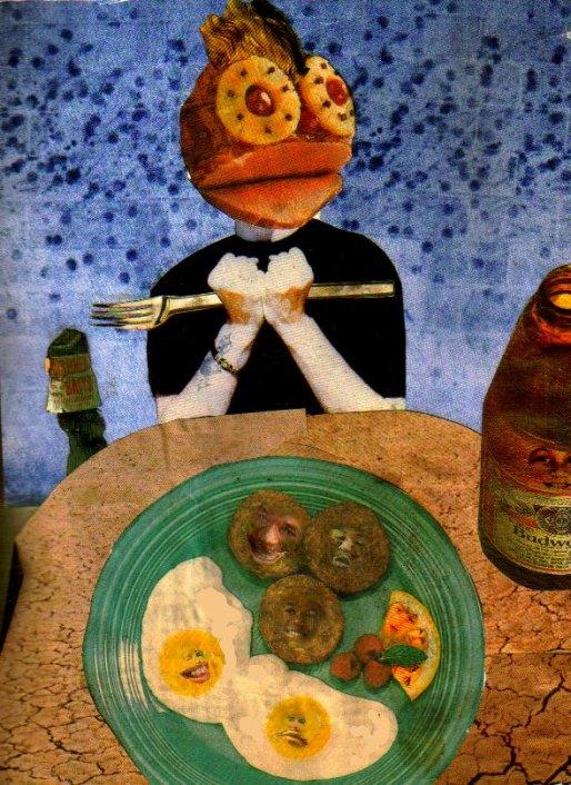 Happy Breakfast in Fools Paradise