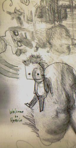 90s drawings 1